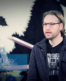 A picture of Todd Liddo from Threadless.