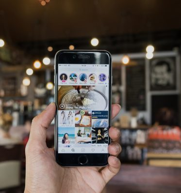 Using sponsored posts on social media platforms can allow your products to appear more often in consumers feeds which allows your business t build brand recognition whether your customers are in a cafe or at home.